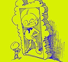 mirrors don´t lie by marmur