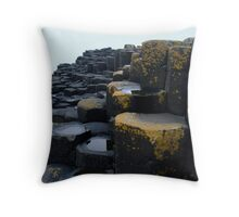 Giants Causeway, Ireland Throw Pillow