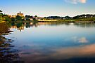Warkworth Castle - Northumberland by David Lewins