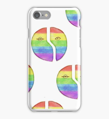 Hedwig's Origin Of Love - Pride  iPhone Case/Skin