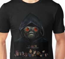 9 Hours 9 Persons 9 Doors Unisex T-Shirt