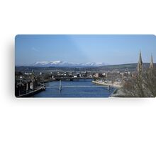 Inverness Metal Print