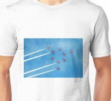 1. Red Arrows at Llandudno Unisex T-Shirt