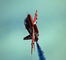 3. Red Arrows at Llandudno by Stuart Giblin