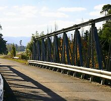 Over The Bridge  by coffeebean