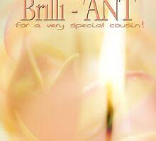 Brilli - ANT © Cousin by Vicki Ferrari