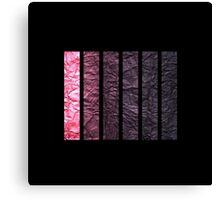 Tints of Purple Canvas Print