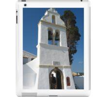 Church bells iPad Case/Skin