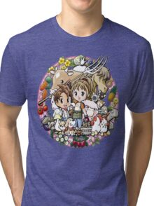 Harvest Moon Tri-blend T-Shirt