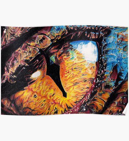 Smaug's Eye Poster