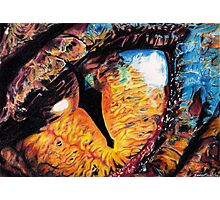 Smaug's Eye Photographic Print