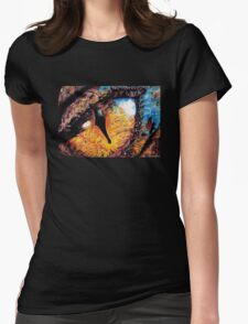 Smaug's Eye Womens Fitted T-Shirt