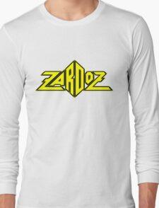 Zardoz Yellow Black Long Sleeve T-Shirt