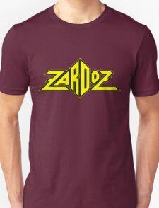 Zardoz Yellow Black T-Shirt