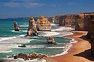 12 Apostles, Australia by bazcelt