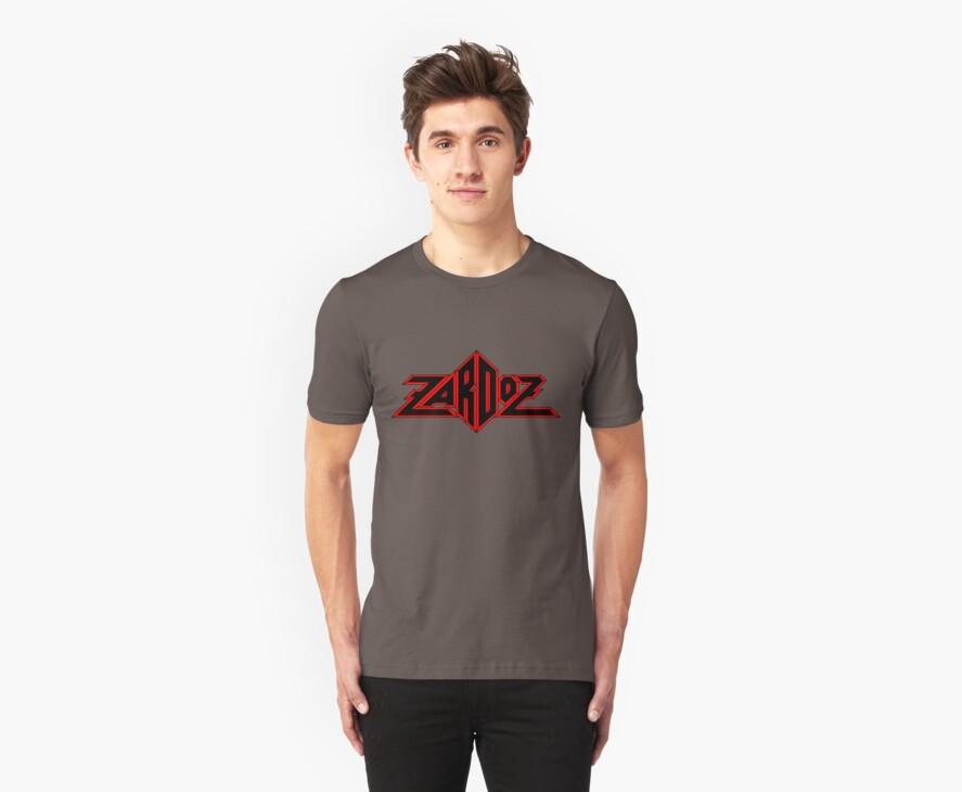 Zardoz Black Red by mikiex