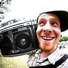 Boombox Pete by Adam Webster