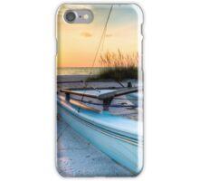 Sleeping Sailboat iPhone Case/Skin