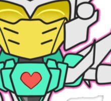 For Love! Sticker