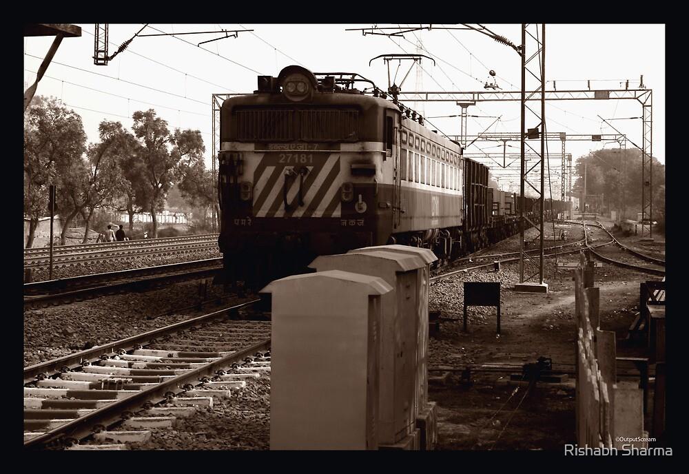 Train by Rishabh Sharma