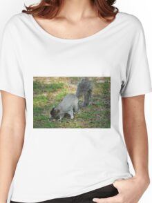 A Southern Fox Squirrel Women's Relaxed Fit T-Shirt