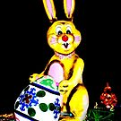 Easter Bunny  by Charles Buchanan