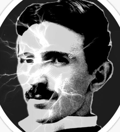 Tesla - Electricity Sticker