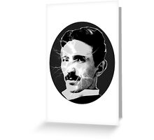 Tesla - Electricity Greeting Card