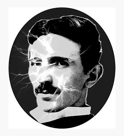 Tesla - Electricity Photographic Print