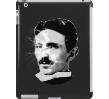 Tesla - Electricity iPad Case/Skin