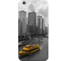 Watertaxi iPhone Case/Skin