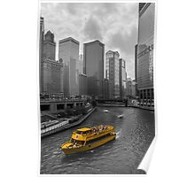 Watertaxi Poster