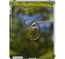 Natures roller-coaster  iPad Case/Skin