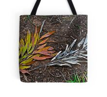 Multi-colored or monochrome? Tote Bag