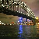 Sydney Harbour Bridge by Adam Webster