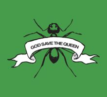 God Save The Queen by Visual Kontakt