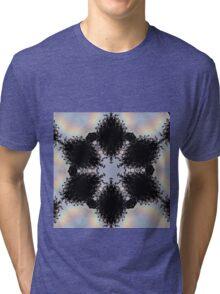 Kaleidoscope Rainbow #1  Tri-blend T-Shirt
