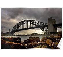 Sydney Foreshore Poster