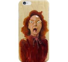 The Real Star of Poltergeist  iPhone Case/Skin