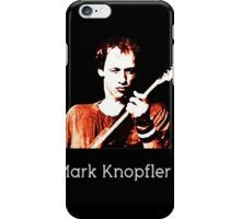 dire straits mark knopfler iPhone Case/Skin