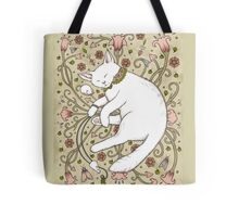 Mice and Moths Tote Bag