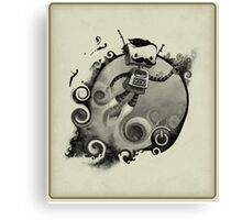 ROCKETMAN Canvas Print