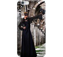 Mystical Raven Fine Art Print iPhone Case/Skin