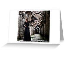 Mystical Raven Fine Art Print Greeting Card