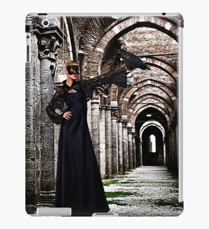 Mystical Raven Fine Art Print iPad Case/Skin