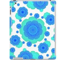 Retro Style Decorative Abstract Pattern iPad Case/Skin
