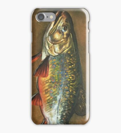 Brook Trout iPhone Case/Skin