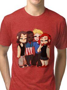America Gang Tri-blend T-Shirt
