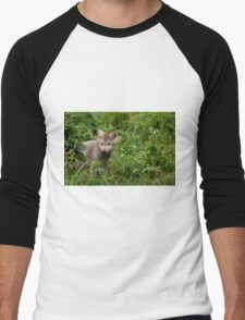 Youth in the Forest Men's Baseball ¾ T-Shirt
