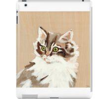 Great Cat Hero Whiskers iPad Case/Skin